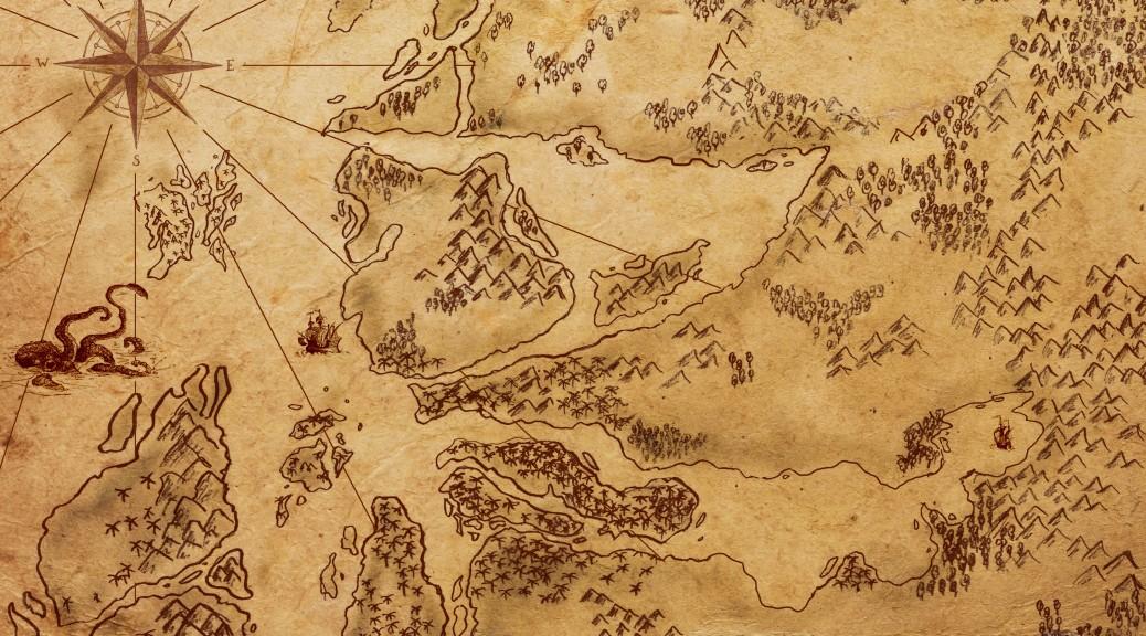 Milandes-Map